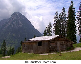 sequestered cottage austria - Time Lapse sequestered cottage...