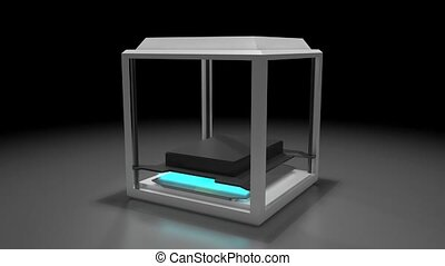 3d printer - 3d Printing Matte included