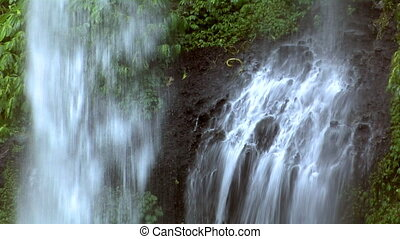 impossible waterfall 2 - What goes up, must come down...