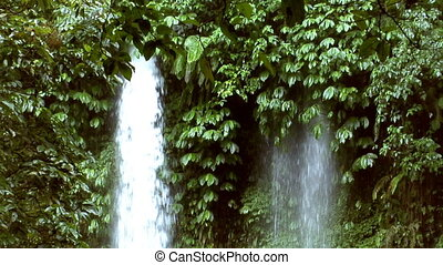 two different waterfall - 10178 two different waterfall