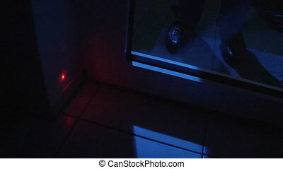 burglar open laser saved door - 10842 Burglar open laser...