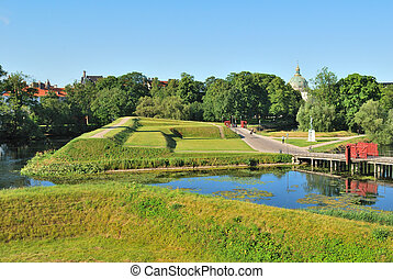 Kastellet, Copenhagen - Copenhagen, Castellet - one of the...