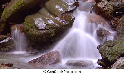 time lapse water flow 04