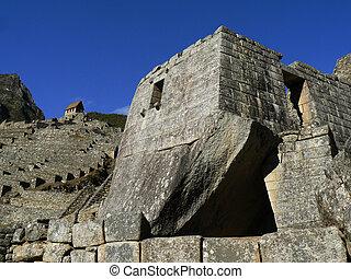 Machu Picchu - Stock Photography - Machu Picchu - Templo del...
