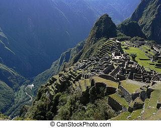 Machu Picchu - Stock Photography  - Machu Picchu.