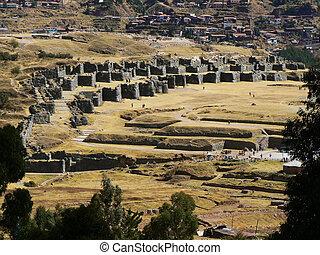 Cuzco - Stock Photography - Cuzco, Sacsayhuaman