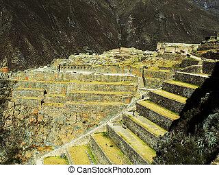 Cuzco - Stock Photography  - Cuzco, Ollantaytambo.
