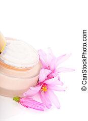 Anti aging moisturiser lotion. - Golden anti aging cream...
