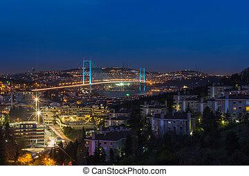 Bosporus Bridge