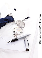 Luxurious business still life. - Luxurious business still...