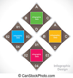 creative infographic design