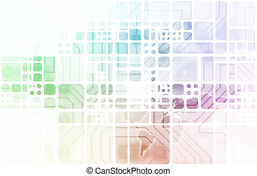 Software Security in Technology System Data Art