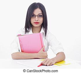 female business executive - Asian female business executive