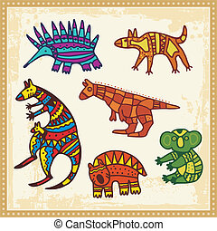 Aboriginal 04 - Animals