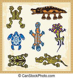 Aboriginal 05 - Aboriginal Animals