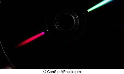 Refraction of light. Compact disk. - Refraction of light....