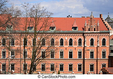 SEMINARY BUILDING-KRAKOW -POLAND