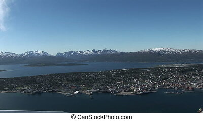 Norway - Tromso Panoramic
