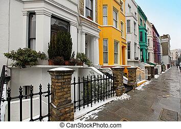 Street residential