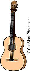 Vector guitar