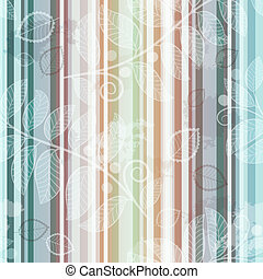 Seamless striped grunge pattern