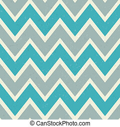 Seamless Chevron Pattern - Seamless chevron pattern in...