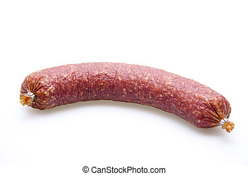 Garlic sausage - Fresh garlic sausage