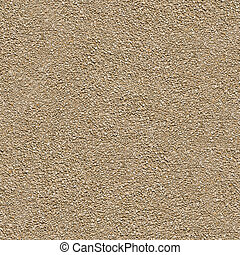 Seamless Texture of Small Stones Covered Wall - Seamless...