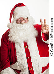 Santa clause peace