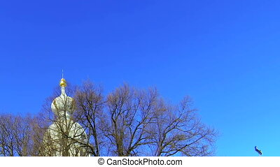 Smolny of the Resurrection of Christ Cathedral in St....