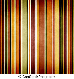 Abstract paper background with vertical stripes in green and...