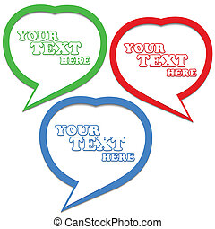 Banners for text
