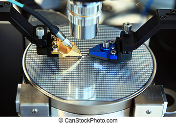 Electronic Technology - Device for control of manufacture of...