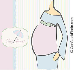 Baby Shower - baby shower invitation
