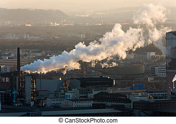 industrial plant in austria - industrial plant in upper...
