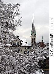 Europa, Inverno