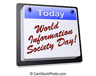 World Information Society Day