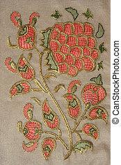 needlework - an example of turkish needlework