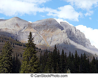 Rock On - Treeless peak in the Colorado Rocky Mountains