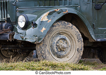 all-terrain vehicle, UAZ