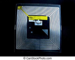 RFID tags - Tags used for RFID purposes