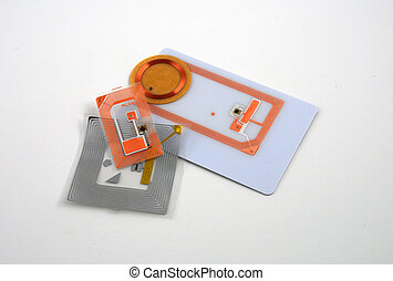 several types of rfid tags - Images depicting several types...