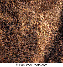 leather background close up