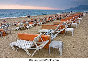 Cleaopatra Beach, Alanya, Turkey