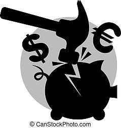 Crisis banks