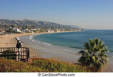 Laguna Beach California looking South - Laguna Beach...