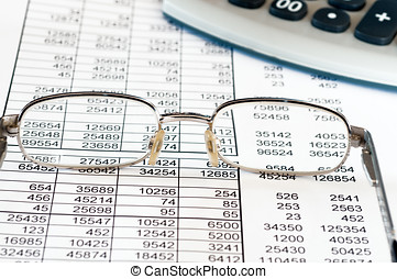 Financial numbers