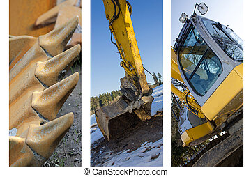 excavator collection