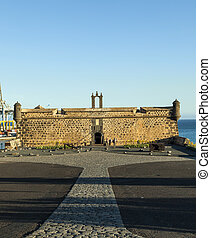 Castillo de San Jose in Arrecife - old Castillo de San Jose...