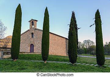 church of sant antoni de codines centelles